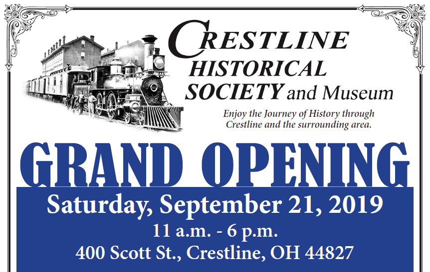 Crestline Historical Society Grand Opening