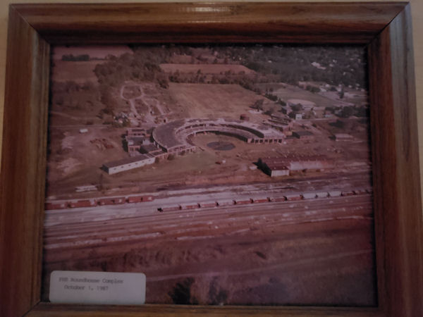 Historic Crestline Photo Collection in Main Meeting Room